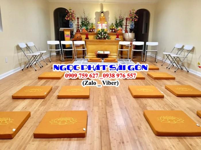 Đệm Ngồi Thiền Tròn , Nệm Ngồi Thiền Tròn, Nệm Ngồi Thiền, Tọa Cụ.19