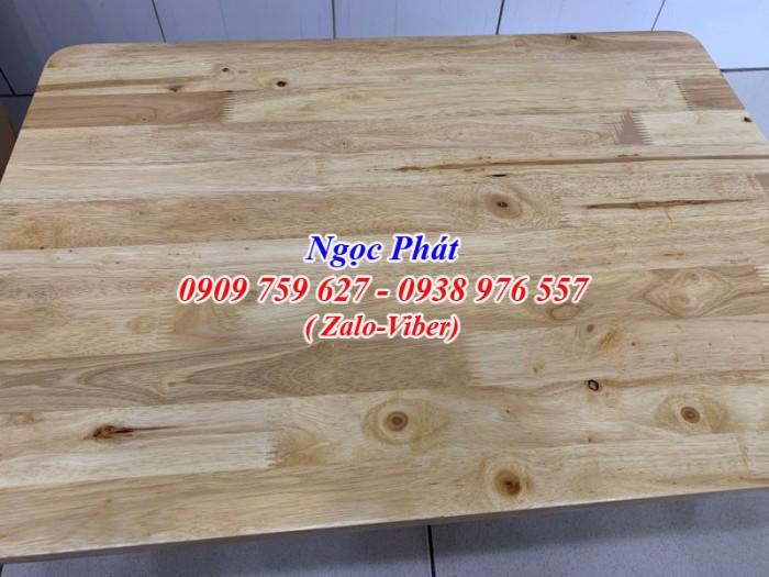 Bàn ngồi bệt 70x50cm chân thang -  Bàn gỗ xếp - Ngọc Phát7