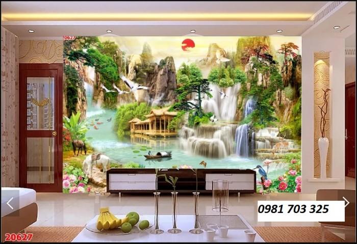 Tranh gạch phong cảnh trang trí15