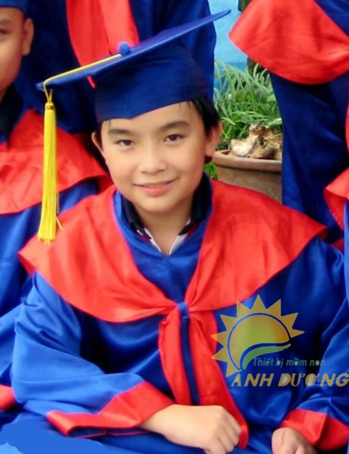 Chuyên đồng phục tốt nghiệp dành cho trẻ nhỏ mầm non giá rẻ, chất lượng cao0