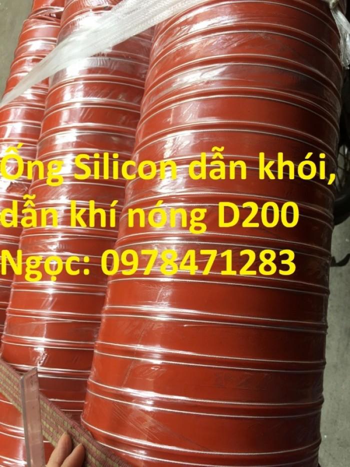 Địa chỉ tin cậy bán ống silicon chịu nhiệt độ cao dẫn khói, hút khí nóng.4