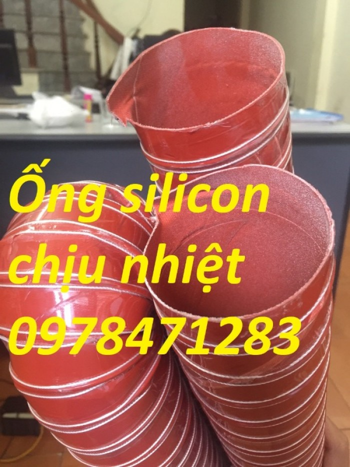 Địa chỉ tin cậy bán ống silicon chịu nhiệt độ cao dẫn khói, hút khí nóng.3