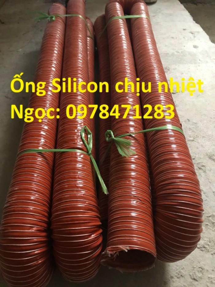 Địa chỉ tin cậy bán ống silicon chịu nhiệt độ cao dẫn khói, hút khí nóng.5