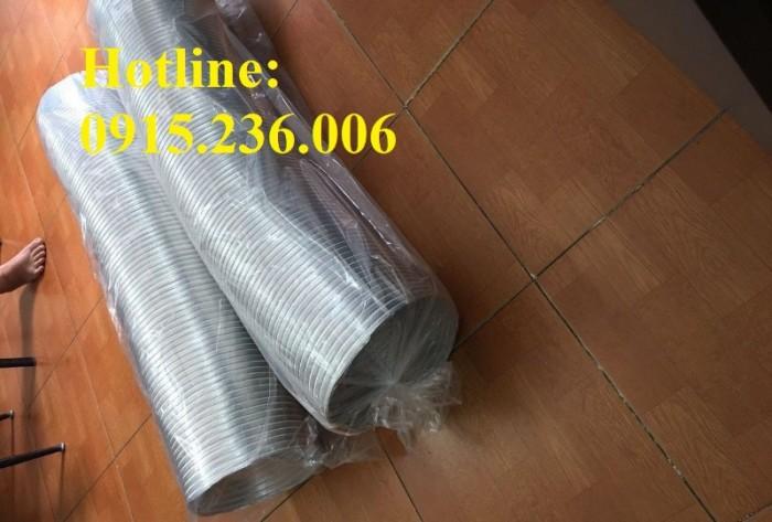 Nơi Mua ống nhôm nhún D125, D150 tại Đà Nẵng0