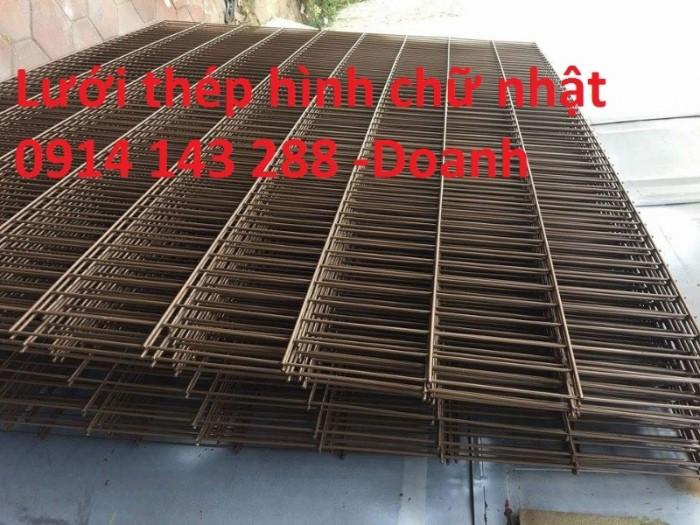 Lưới thép hàn ô vuông D4(100*100) giá rẻ chất lượng cao0