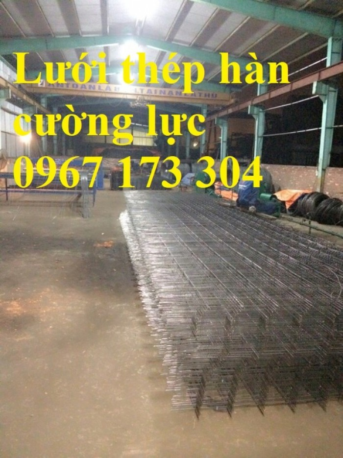 Lưới thép hàn ô vuông D4(100*100) giá rẻ chất lượng cao3