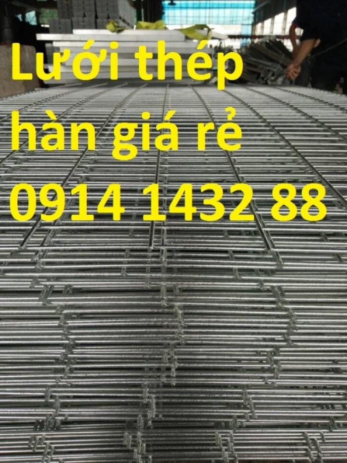 Lưới thép hàn ô vuông D4(100*100) giá rẻ chất lượng cao4