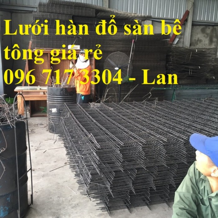 Lưới thép hàn ô vuông D4(100*100) giá rẻ chất lượng cao2