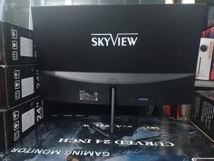 Màn hình Sky View cong giá tốt0