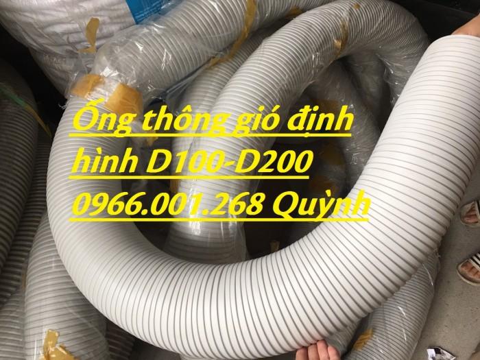 Ống nhựa định hình,ống nhựa xếp,ống nhựa thông gió điều hòa ,giá rẻ2