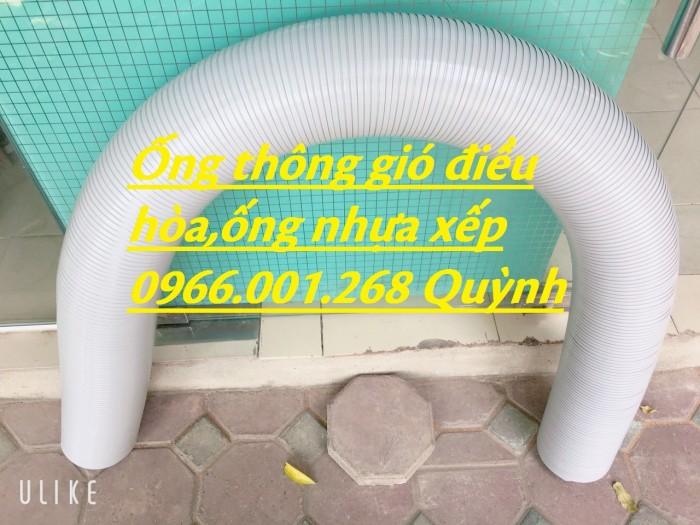 Ống nhựa định hình,ống nhựa xếp,ống nhựa thông gió điều hòa ,giá rẻ4