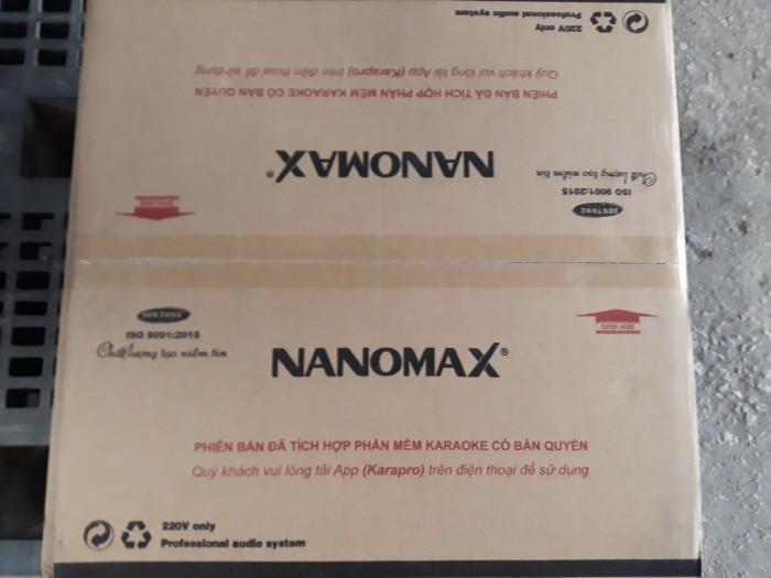 Cục đẩy công suất Nanomax, Paramax, Hòa Nhạc, Card...đỉnh cao chất lượng âm thanh4