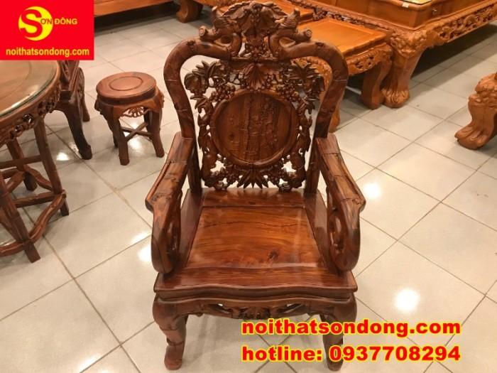 Bộ bàn ghế nho trúc siêu mới lạ giá siêu hấp dẫn7