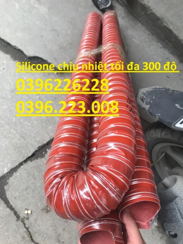 Chất lượng ống silicone chịu nhiệt đường kính D150 tạo nên thương hiệu1
