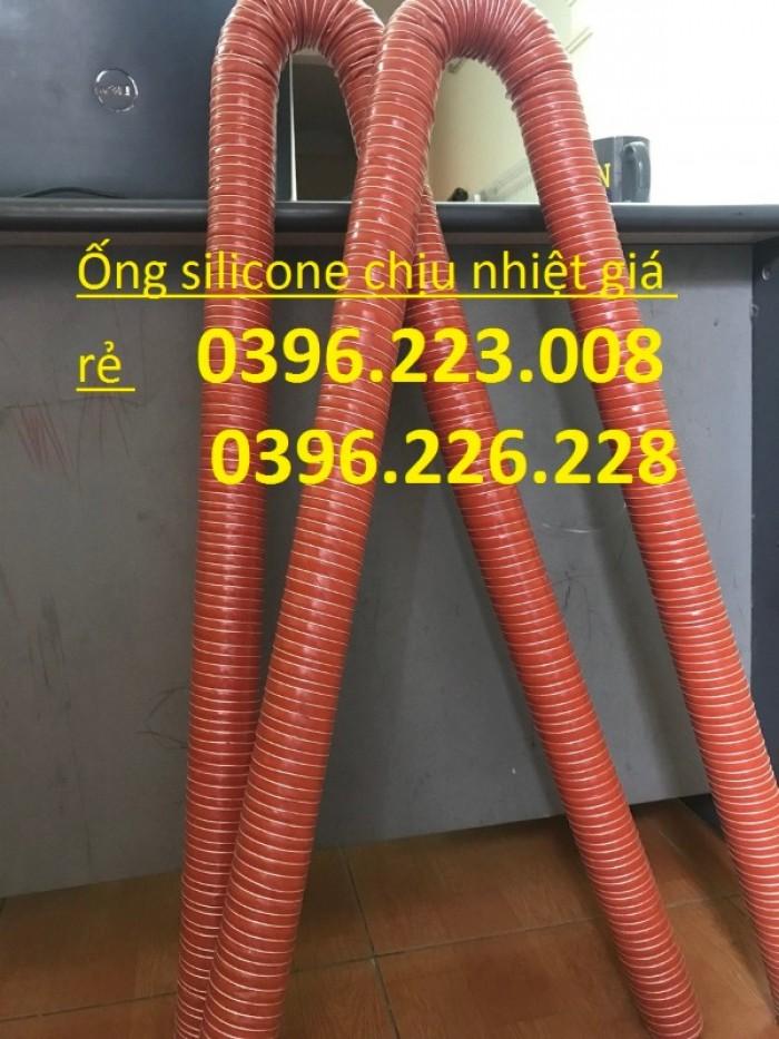 Chất lượng ống silicone chịu nhiệt đường kính D150 tạo nên thương hiệu2