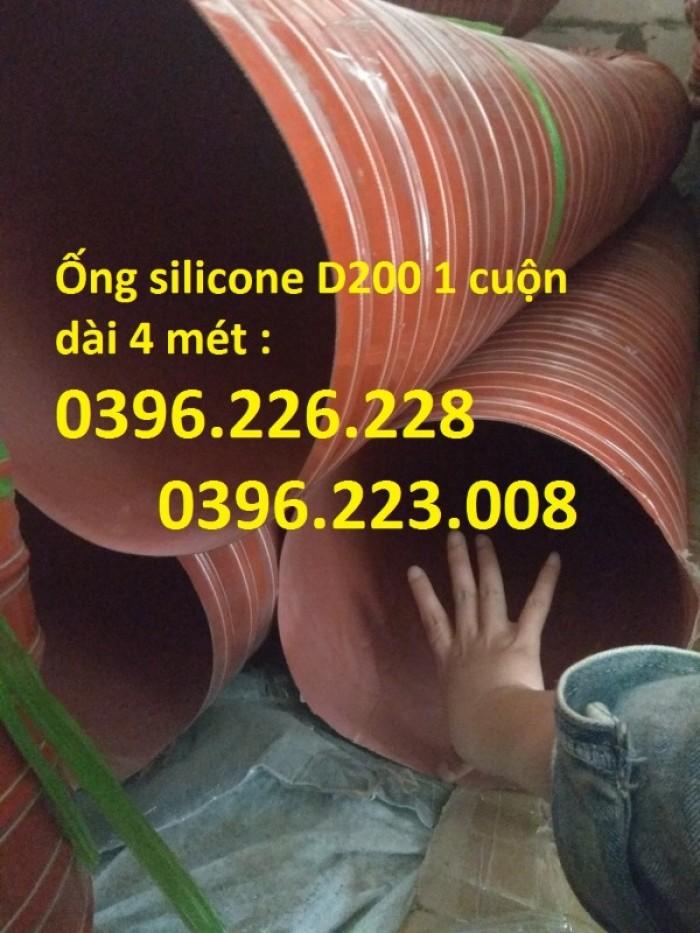 Chất lượng ống silicone chịu nhiệt đường kính D150 tạo nên thương hiệu4