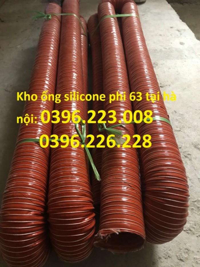 Chất lượng ống silicone chịu nhiệt đường kính D150 tạo nên thương hiệu5