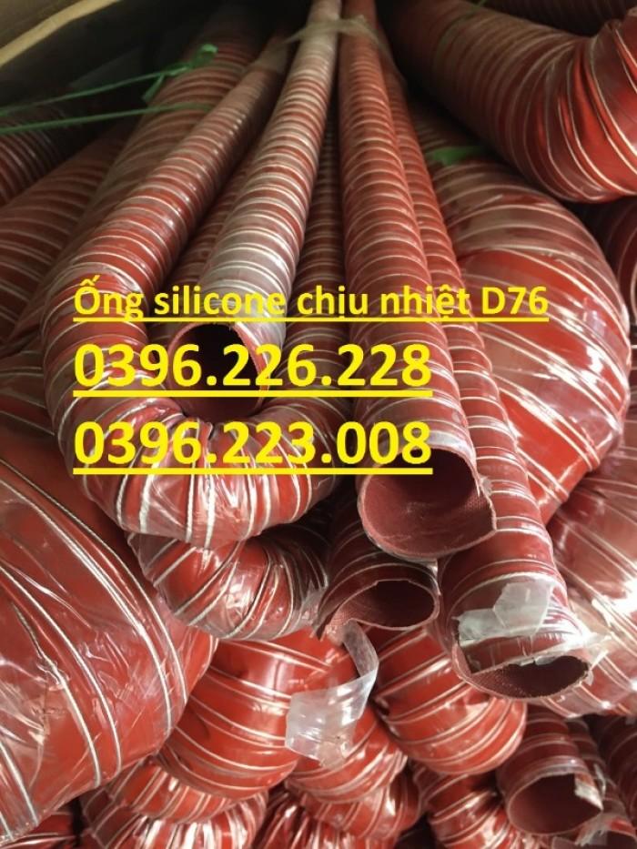 Chất lượng ống silicone chịu nhiệt đường kính D150 tạo nên thương hiệu6