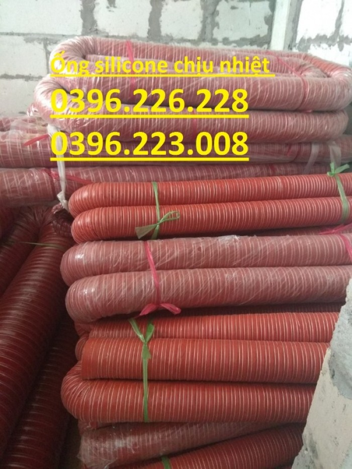 Chất lượng ống silicone chịu nhiệt đường kính D150 tạo nên thương hiệu7