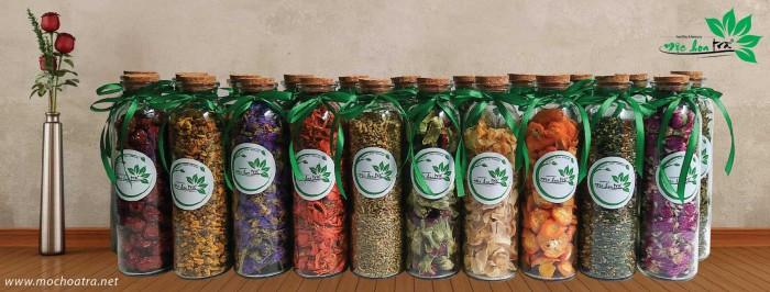 Trà hoa, trà thảo mộc Mộc Hoa Trà - Món quà thuần khiết từ thiên nhiên0