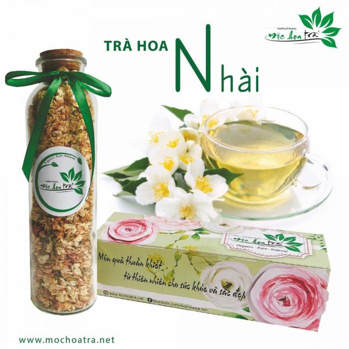 Trà hoa, trà thảo mộc Mộc Hoa Trà - Món quà thuần khiết từ thiên nhiên1