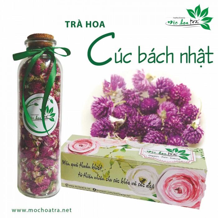 Trà hoa, trà thảo mộc Mộc Hoa Trà - Món quà thuần khiết từ thiên nhiên2