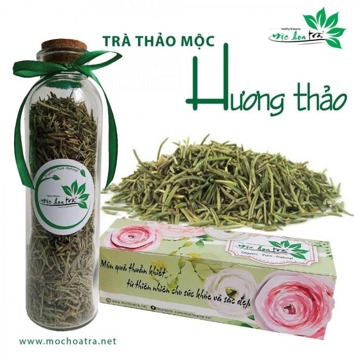 Trà hoa, trà thảo mộc Mộc Hoa Trà - Món quà thuần khiết từ thiên nhiên3