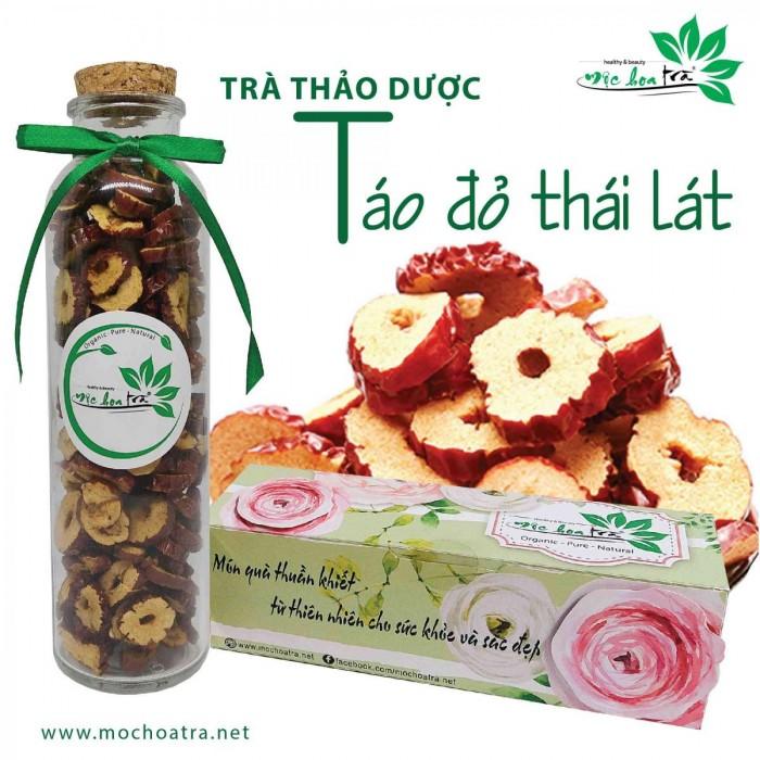 Trà hoa, trà thảo mộc Mộc Hoa Trà - Món quà thuần khiết từ thiên nhiên4