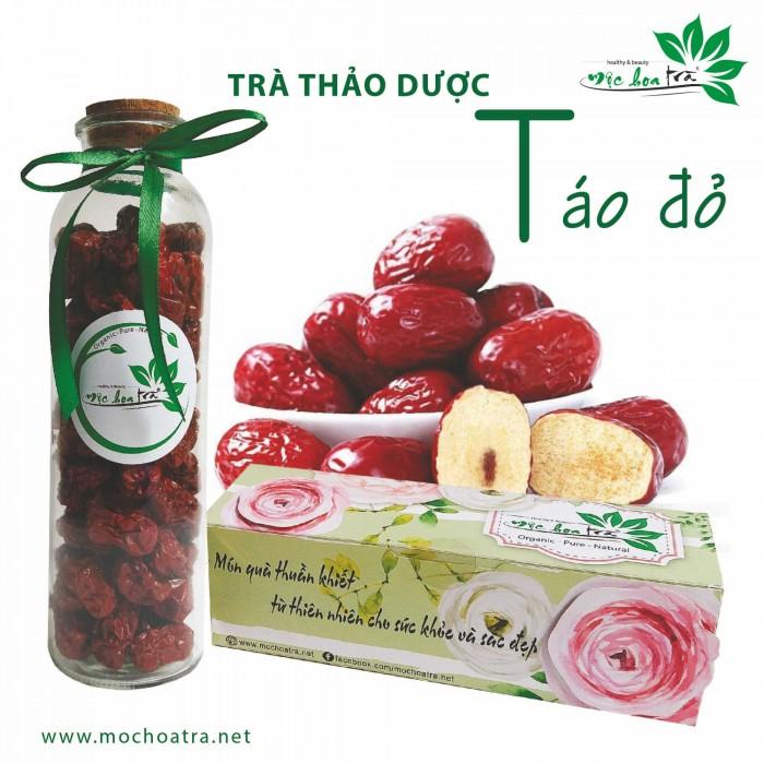 Trà hoa, trà thảo mộc Mộc Hoa Trà - Món quà thuần khiết từ thiên nhiên5