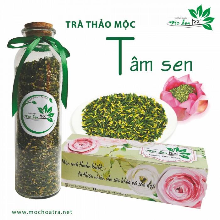 Trà hoa, trà thảo mộc Mộc Hoa Trà - Món quà thuần khiết từ thiên nhiên7