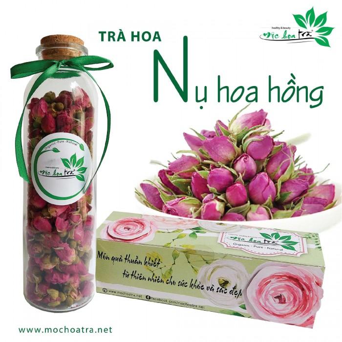 Trà hoa, trà thảo mộc Mộc Hoa Trà - Món quà thuần khiết từ thiên nhiên9