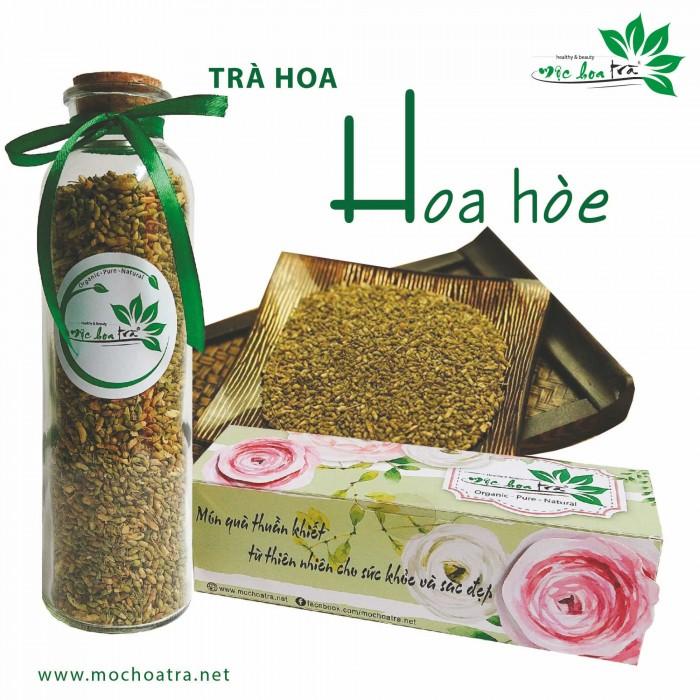 Trà hoa, trà thảo mộc Mộc Hoa Trà - Món quà thuần khiết từ thiên nhiên10