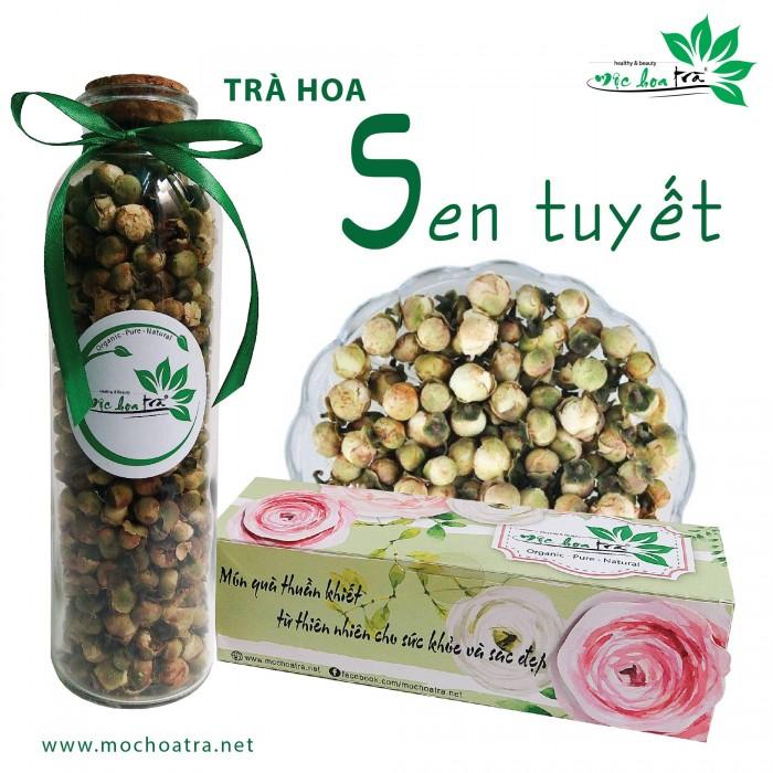 Trà hoa, trà thảo mộc Mộc Hoa Trà - Món quà thuần khiết từ thiên nhiên11