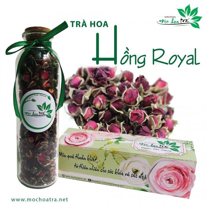 Trà hoa, trà thảo mộc Mộc Hoa Trà - Món quà thuần khiết từ thiên nhiên13