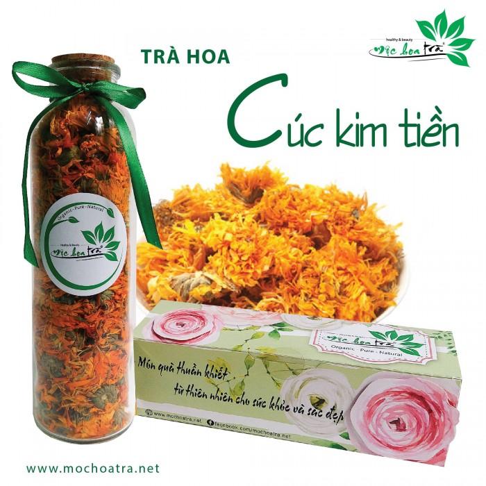 Trà hoa, trà thảo mộc Mộc Hoa Trà - Món quà thuần khiết từ thiên nhiên15