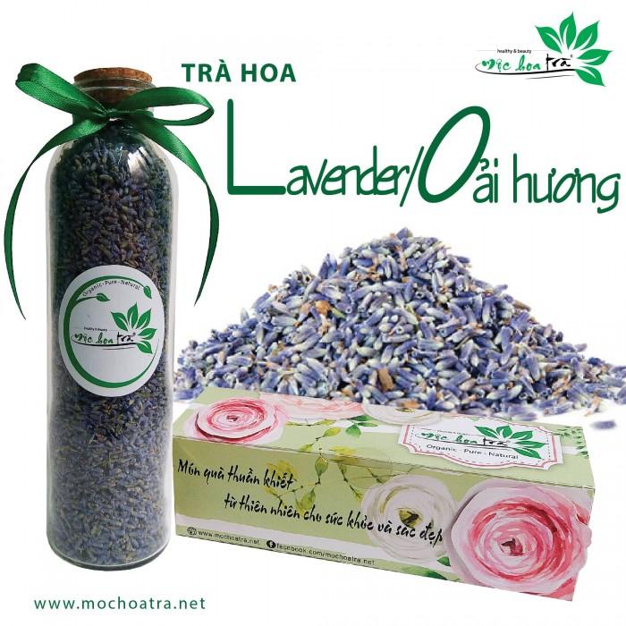 Trà hoa, trà thảo mộc Mộc Hoa Trà - Món quà thuần khiết từ thiên nhiên14