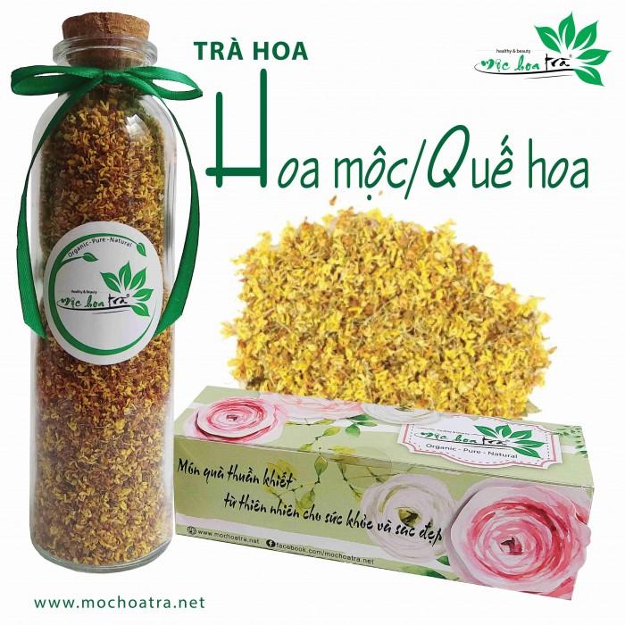 Trà hoa, trà thảo mộc Mộc Hoa Trà - Món quà thuần khiết từ thiên nhiên16