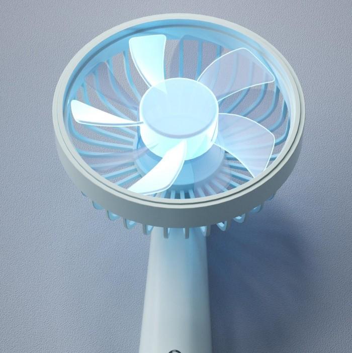 Quạt Thông Minh Mipow Flip Adjust Mini Fan 4W