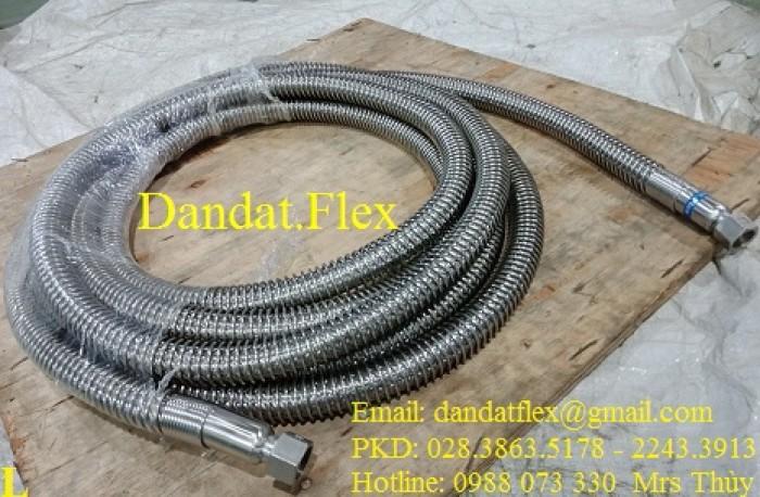 khớp nối ống mềm inox1