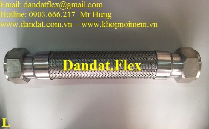 ống nối mềm chịu nhiệt cao13