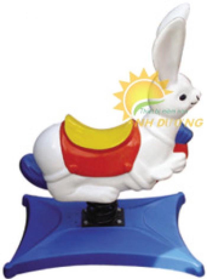 Chuyên cung cấp thú nhún lò xo cho trường mầm non, sân chơi trẻ em, công viên14