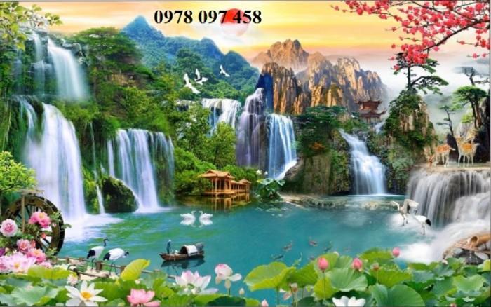 Tranh thiên nhiên đẹp- tranh gạch4