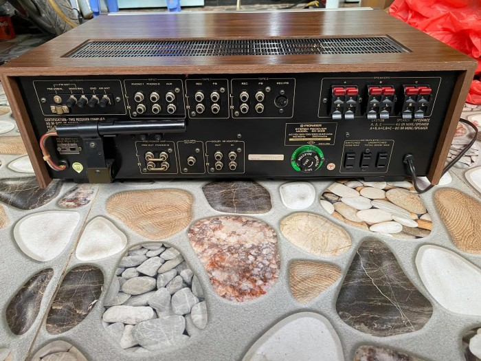 AMPLI PIONEER SX-8384