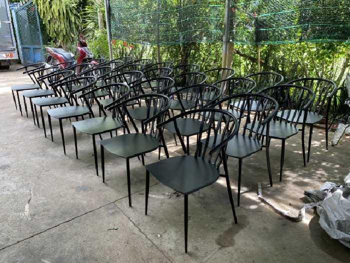 Ghế sắt cafe giá tại xưởng2