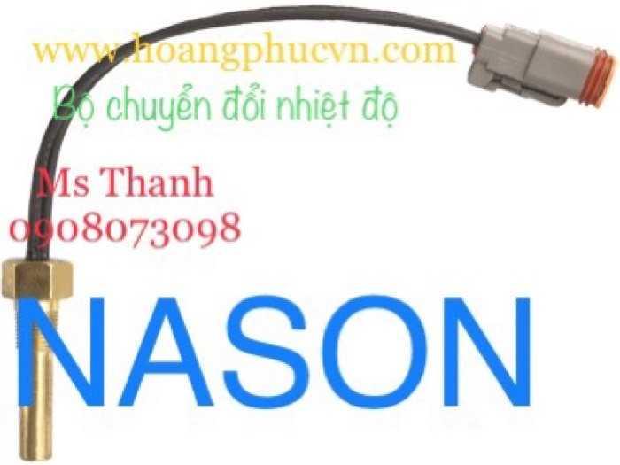Cảm biến nhiệt độ Nason đại lý tại Việt Nam0