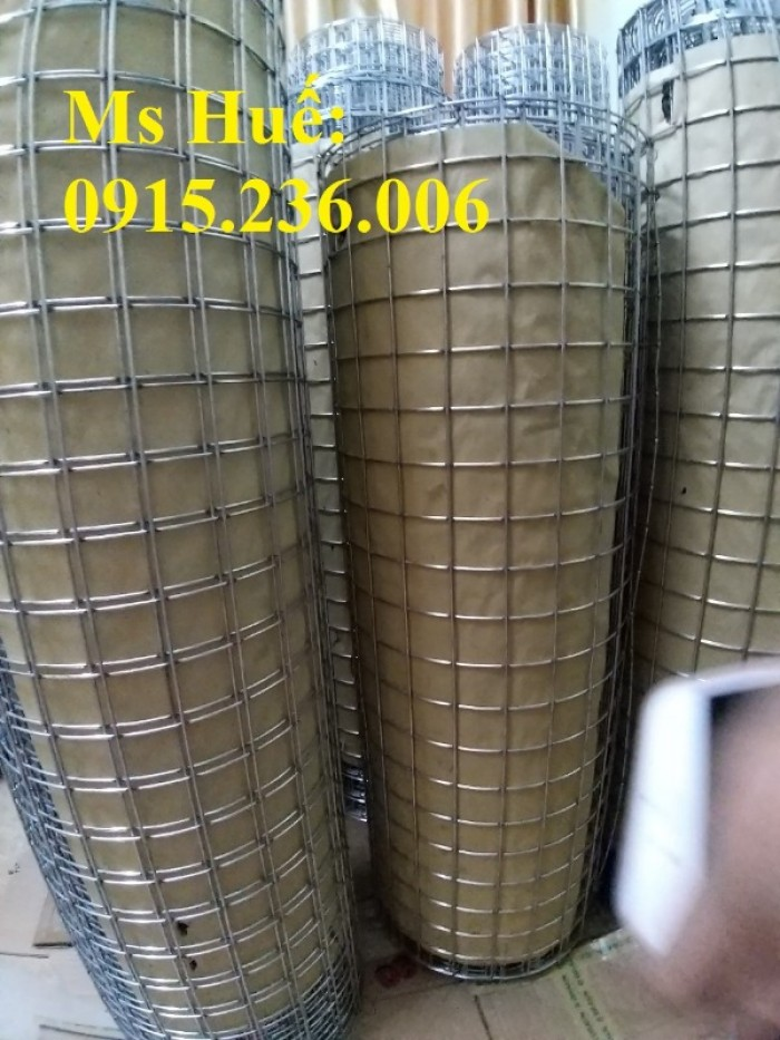 Cung cấp Lưới thep hàn mạ kẽm D3 khổ 1m, 1,2m, 1,5m tại Hà Nội