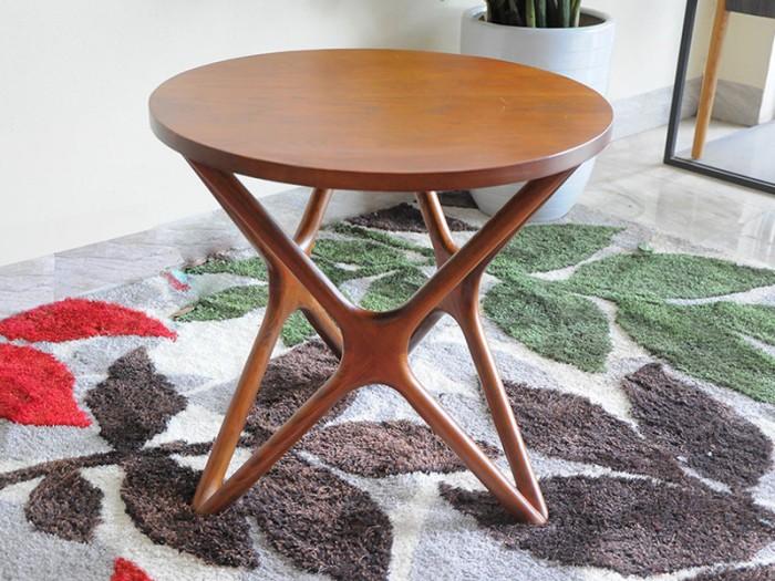 Bàn gỗ sofa cafe giá tại xưởng1