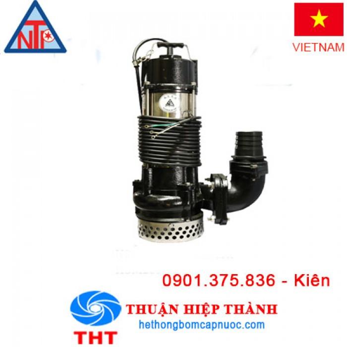 Máy bơm chìm hút nước thải NTP HSM280-1.75 2651