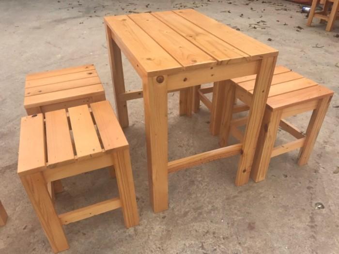 Bộ bàn ghế cafe giá tốt3