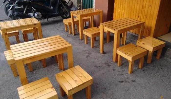 Bộ bàn ghế cafe giá tốt4